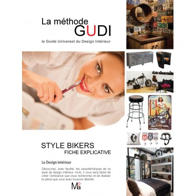 Fiche explicative du style de design Bikers