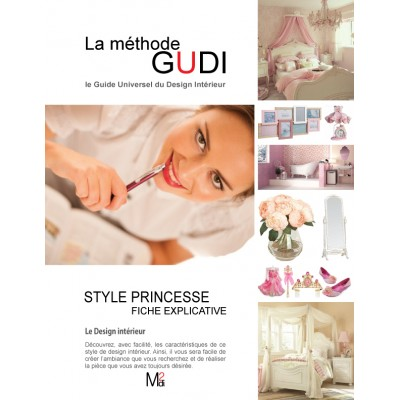 Fiche explicative du style de design Princesse